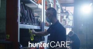 HunterCARE Fire Decontamination
