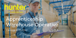 Warehouse Apprenticeship