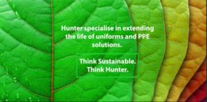 Think Sustainability Think Hunter